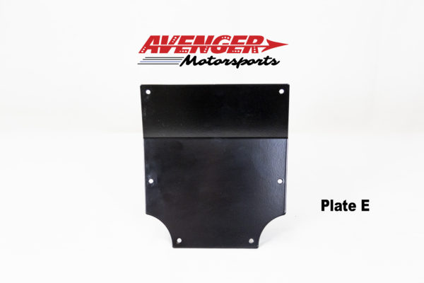 dash relocate kit face plate